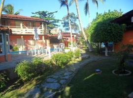 Hotel Pousada Castanheiras do Village, Porto Seguro