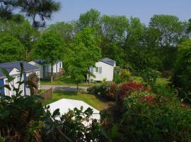 Camping Le Domaine Des Jonquilles, Saint-Alban