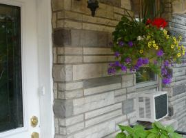 Gite Le Sieur de Joliette Bed and Breakfast