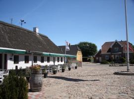 Hovborg Kro, Hovborg