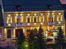 Hotel Central Park Sighisoara, Sighişoara