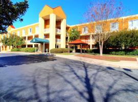 Quality Inn & Suites Medical Park, Durham