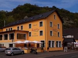 Hotel Cafe Restaurant Loreleyblick, Sankt Goar