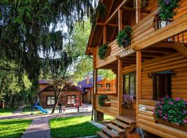 Recreation and health complex Vernygora, Truszkavec
