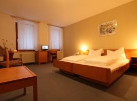Hotel Weisse Taube, Aschersleben