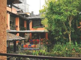 Hotel La Casa de Piedra, Cuetzalán del Progreso