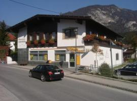 Hotel Pension Central, Kramsach