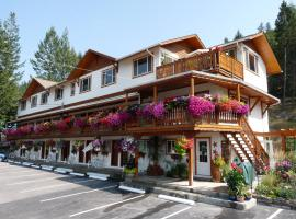 Gateway Motel, Radium Hot Springs