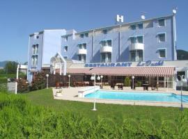 Inter-Hotel du Faucigny, Scionzier