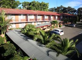Flinders Motel, Wollongong
