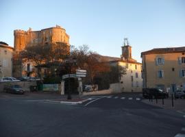 Maison du Comte, Suze-la-Rousse