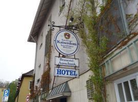Hotel und Brauereigasthof Kaiserdom, Бамберг