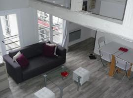 Appartement Mail 7