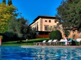 Hotel Villa San Lucchese, Poggibonsi