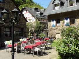 Hotel Schmausemuehle, Burgen