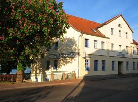 Hotel & Restaurant Müritzterrasse, Röbel