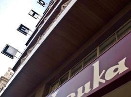 雷烏卡酒店