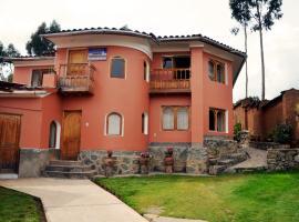 Casa de la Tejedora, Chincheros