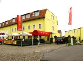 Hotel 4 Hufen, Großziethen