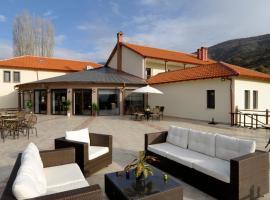 Hotel Mimallones, Laimós
