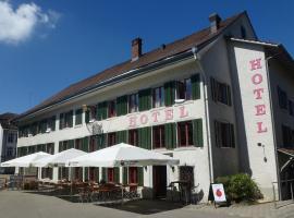 Gasthof Löwen, Bassersdorf