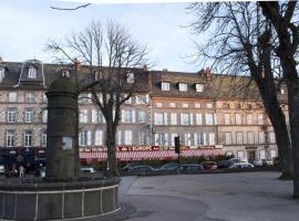 Grand Hotel De L'europe, Saint-Flour