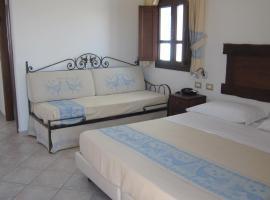 Hotel Nuraghe Arvu, Cala Gonone