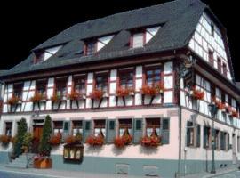 Landhotel Krone, Königsbach-Stein