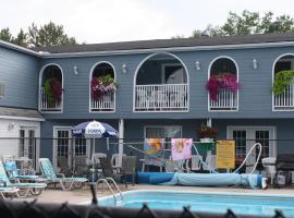 Kingsbridge Inn / Bon-Air Motel, Wasaga Beach