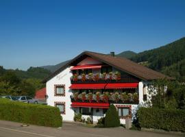 Haus Bergwiese, Baiersbronn
