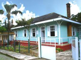 香巴拉望廈賓館, Paranapiacaba