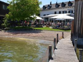 Hotel am See, Tutzing