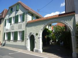 Rebstöckel Gästehaus WeinHof & Vinothek, Neustadt an der Weinstraße