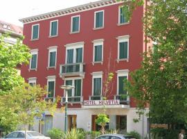 Hotel Helvetia, Lido di Venezia