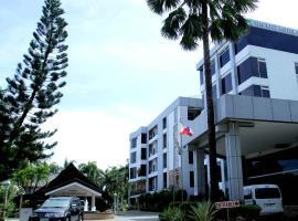 The Ritz Hotel at Garden Oases, Davao