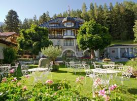Villa Post Swiss Quality Hotel, Vulpera
