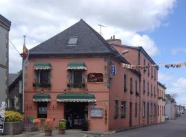 Hôtel Restaurant des Voyageurs, Plonéour-Lanvern