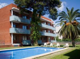 SG Costa Barcelona Apartments, Castelldefels