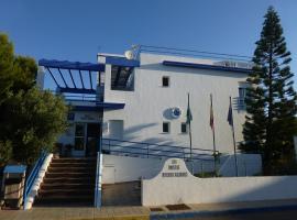 Hostal Puerto Genovés, San José