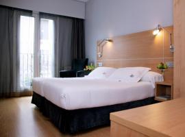 Hotel Sercotel Jauregui First Class, Hondarribia