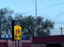 National 9 Inn Sand Canyon, Cortez