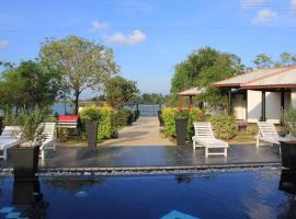 Flower Garden Lake Resort