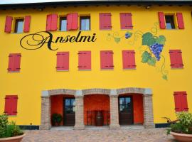 Là Di Anselmi, Palazzolo dello Stella