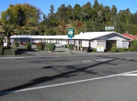 Coachman Motel, Taihape