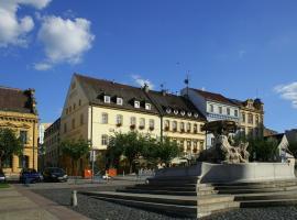 Hotel Česká Koruna