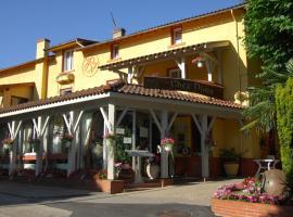 Hôtel Chez Nous, Sainte-Croix
