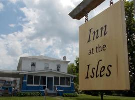 Inn at the Isles, Isle la Motte