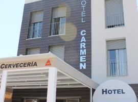 Hotel Carmen, La Cala de Mijas
