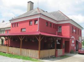Penzion Restaurace u Kláry, Bludov