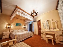 Zhar-Ptitsa Hotel, Gelendzhik
